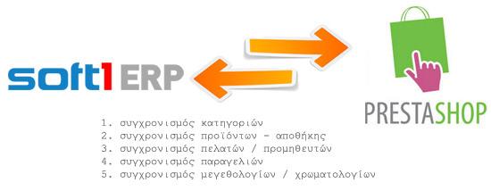 PrestaShop - ERP SOftONE